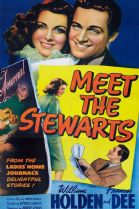 Meet the Stewarts 1942 DVD - William Holden / Frances Dee
